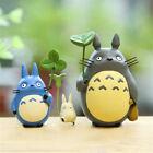 Totoro Mini Studio Ghibli My Neighbor Resin Pot Garden Figure Little Small Home