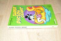 SUPER PICSOU GEANT 2 - Walt Disney - jeux non faits - BE