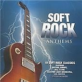 Soft Rock Anthems CD Yes,ZZ Top,Lynyrd Skiynyrd,Europe,Boston,ELOFaith No More..