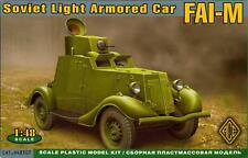 Ace Models 1/48 Soviet FAI-M Light Armored Car