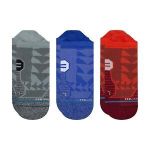 Stance Sloan 3 Pack Performance Socks Size L 9-13