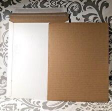 5 6x8 Pratt Cardboard Envelopes Self Seal Cardboard Sheet Ebay Shipping Supplies