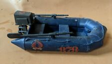 Vtg 1985 GI Joe Cobra Night Landing Raft - Incomplete