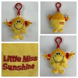 Little Miss Sunshine Mr Men Plush Stuffed Toy Fisher Price Roger Hargreaves Toy