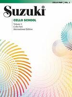 Suzuki Cello School - Volume 1 (Cello Part) Revised Edition New Sheet music Book