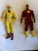Authentic Mezco One:12 Zoom Reverse Flash Loose plus Bonus KO Flash