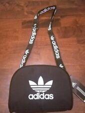 Adidas Trefoil Logo Messenger Purse Crossbody Bag