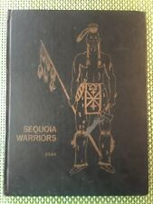 1984 Sequoia Jr. HIGH SCHOOL YEARBOOK Simi Valley CA CALIFORNIA YEAR BOOK Lot A