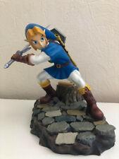 Link Zora Tunic Blue First 4 Figures Zelda Ocarina of Time n°597/1250