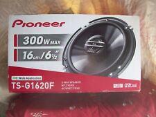 New listing New Pioneer Ts-G1620F 300 W. Max 6.5inch 2 way speakers.