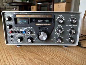 Yaesu FL-101 All Band SSB Tramsmitter
