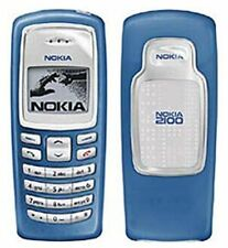 SIMPLE NOKIA 2100 MOBILE PHONE - UNLOCKED WITH NEW BATTERY, CHARGER AND WARRANTY