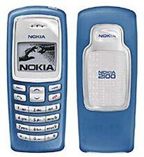Semplice Telefono Cellulare NOKIA 2100-sbloccato con nuova batteria, caricabatterie e garanzia