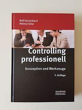 Controlling professionell von Rolf Eschenbach und Helmut Siller (2011, Kunststof