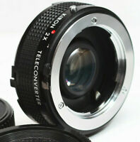 Kiron 2X Tele Converter For Minolta MD Mount Manual Lens