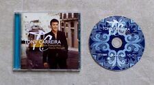 "CD AUDIO / TONY CARREIRA ""NOS FIANCAILLES, FRANCE / PORTUGAL"" 13T CD ALBUM 2014"