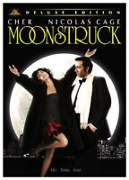 Moonstruck [New DVD] Deluxe Edition, Dolby, Dubbed, Subtitled, Widescreen