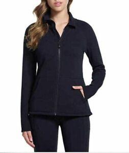 Skechers Performance Ladies' Go Walk Full Zip Fleece black(UK SMALL )