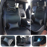 Car Seat Cover For Dodge Ram 1500 2500 2009-2017 Custom Fit Front+ Rear Full Set