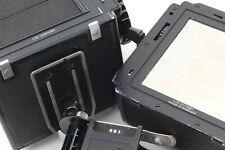 [ Near Mint+3 ] Hasselblad 500CM C/M Black A12 Type II Body from JAPAN
