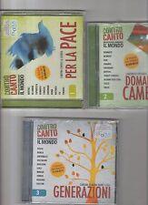 contro canto musica per cambiare il mondo - comp8latione tre cd nuovi -
