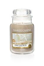 Yankee Candle Duftkerze Housewarmer großes Glas 623g  Driftwood