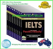 Cambridge IELTS 8-13 Student's Book w Answers: Exam Papers+DVD (Academic 11-13)