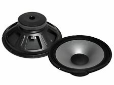 "CONO SPEAKER ALTOPARLANTE WOOFER PER AMPLIFICATORE BASSO DA 15"" 100WATT 8 OHMS"