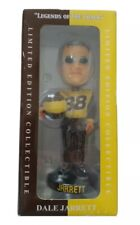 Dale Jarrett  Legends of the Track Bobble Head Limited edition Handcrafted