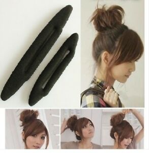 Hair Twister Hairdresser's Aid Hair Twister Bun Hairband Sponge Knots