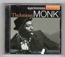 (IO299) Riverside Profiles: Thelonious Monk, 10 tracks - 2006 CD