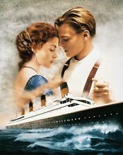 Titanic Movie Vintage New A4 260gsm  Poster Print