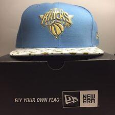 New Era 59Fifty New York Knicks 7 1/2 Fitted Baseball Cap 1 Free Post
