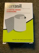 Terrasil Medical-Grade Bandaging - Maximum Protection While You Heal