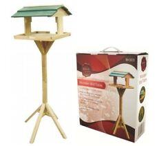 Redwood BB-BH303 Wooden Bird Table by Hamble Distribution Ltd