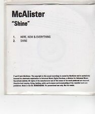 (FL630) McAlister, Shine - DJ CD