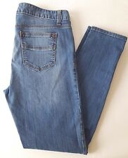 Tommy Hilfiger Denim jeans womens size 10 blue Classic fit Skinny Ankle