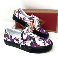 VANS Era Florals White Canvas Women's Sneakers VN0A4U39WYX