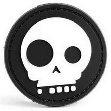 Cartoon DEATH SKULL PIRATE Patches USA ARMY 3D PVC PATCH MORALE BADGE