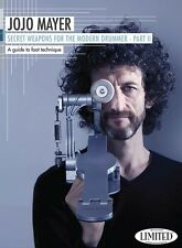 Jojo Mayer- Secret Weapons for the Mod. Drummer 2, DVD Only - 9781495003165