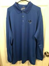 NFL Los Angeles Rams Nike Dri Fit Alternate Elite Polo Golf Shirt Men's Medium