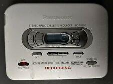 Panasonic Rq-Sx65F Radio Cassette Recorder -Spares or Repair-