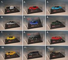 Schuco-Lamborghini-VW-Ford Thunderbird-Jaguar-MGB-Dodge Viper-Scale 1:87-Modell