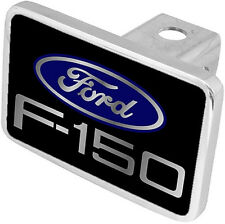 New Ford F-150 Blue Logo Tow Hitch Cover Plug