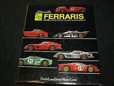 All World's échelle 1/43 Ferrari Volume 1 FERRARI 250 LM P2 P3 GTO 196 SP Lastu