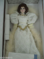 Franklin Mint Tatiana Princess Of The Imperial Ice Palace LE950 RARE MIB COA'S