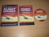 FLIGHT ENVIRONMENT Pc Cd Rom Add-On Expansion Flight Simulator Sim 2004  FS2004