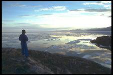 233042 Eclipse Sound Northwest Territories A4 Photo Print