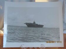 Reprint 8x10 Real Picture Photograph of Cv-47 The Uss Philippine Sea