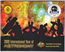 2009 Royal Australian Mint Coin Mint Set - Melbourne ANDA Coin Show